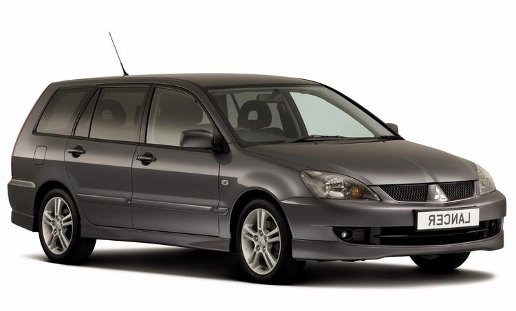 Auto raamfolie voor de Mitsubishi Lancer combi