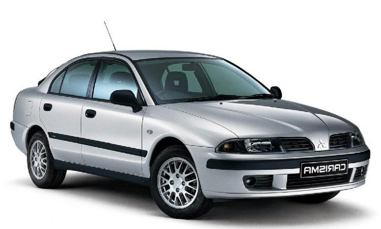 Auto raamfolie voor de Mitsubishi Carisma