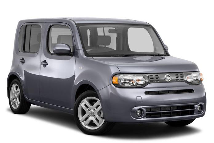 Auto raamfolie voor de Nissan Cube