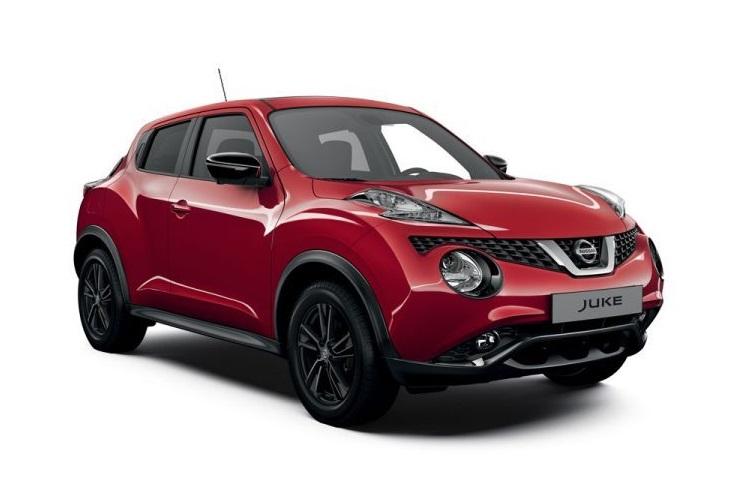 Auto raamfolie voor de Nissan Juke