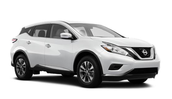 Auto raamfolie voor de Nissan Murano