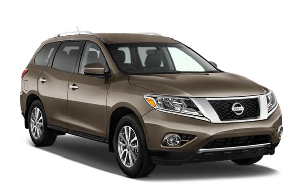 Auto raamfolie voor de Nissan Pathfinder