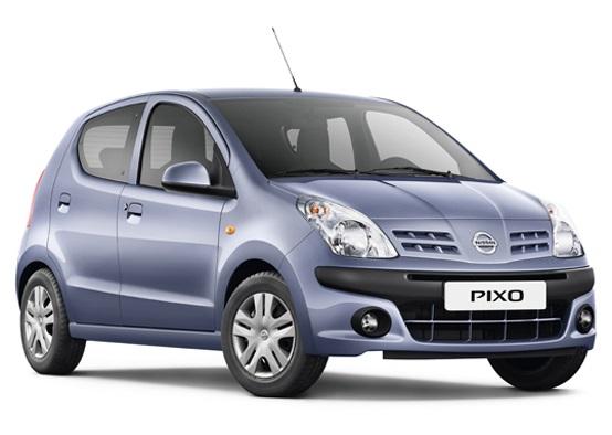 Auto raamfolie voor de Nissan Pixo