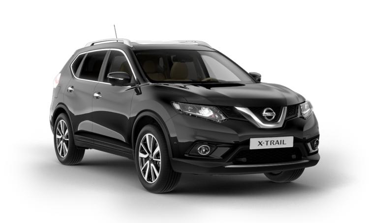 Auto raamfolie voor de Nissan X-Trail