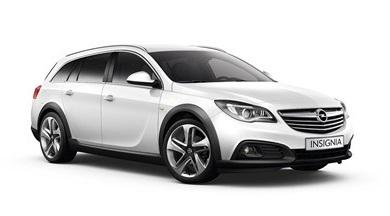 Auto raamfolie voor de Opel Insignia Sportstourer