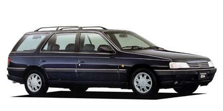 Auto raamfolie voor de Peugeot 405