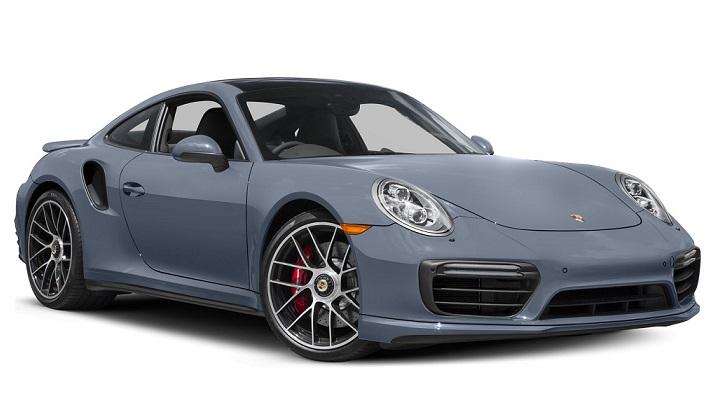 Auto raamfolie voor de Porsche 911