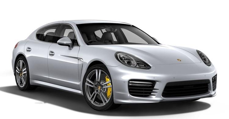 Auto raamfolie voor de Porsche Panamera