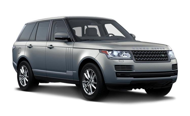 Auto raamfolie voor de Range Rover