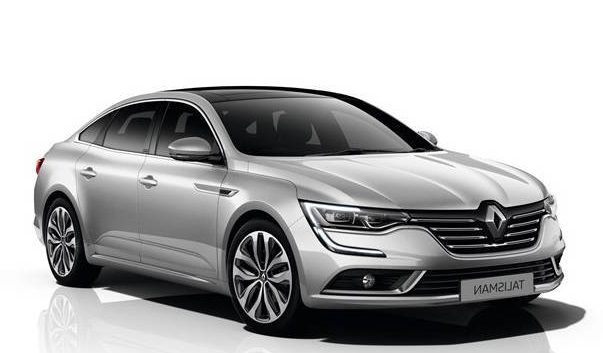 Auto raamfolie voor de Renault Talisman