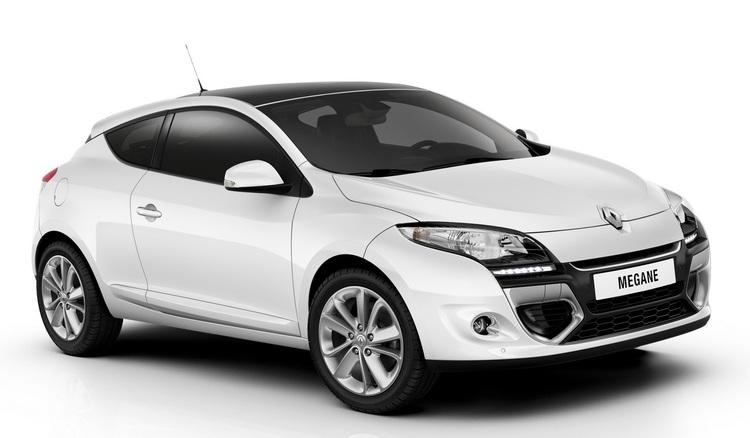 Auto raamfolie voor de Renault Megane 3-deurs