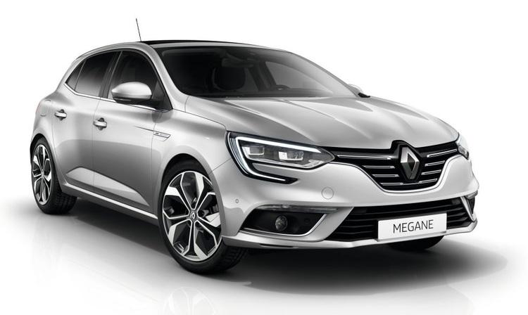 Auto raamfolie voor de Renault Megane 5-deurs