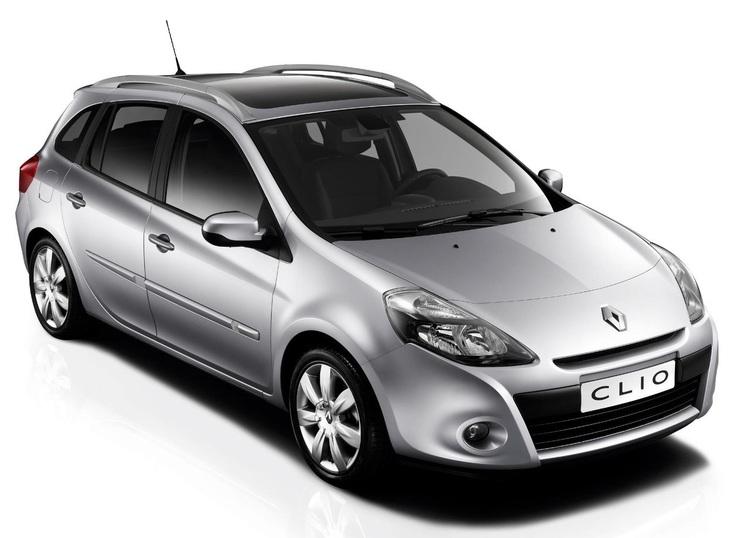 Auto raamfolie voor de Renault Clio Grand Tour