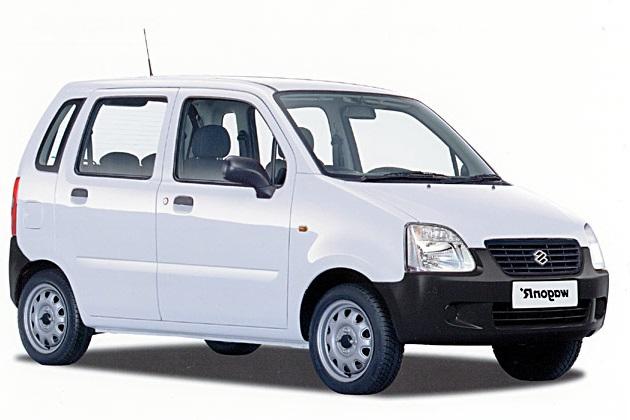 Auto raamfolie voor de Suzuki R+
