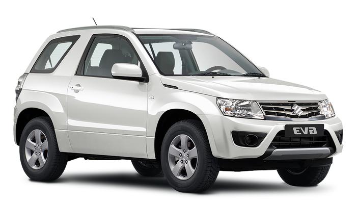 Auto raamfolie voor de Suzuki Grand Vitara 3-deurs