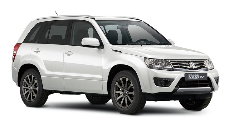Auto raamfolie voor de Suzuki Grand Vitara