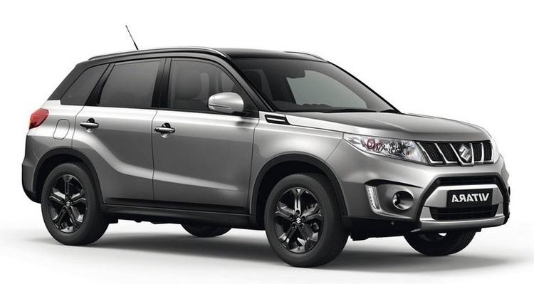 Auto raamfolie voor de Suzuki Vitara