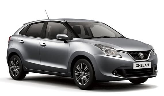 Auto raamfolie voor de Suzuki Baleno