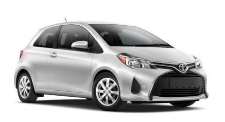 Auto raamfolie voor de Toyota Auris 3-deurs