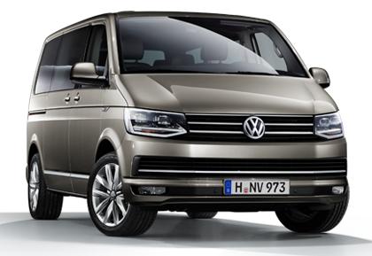 Auto raamfolie voor de Volkswagen T6 California