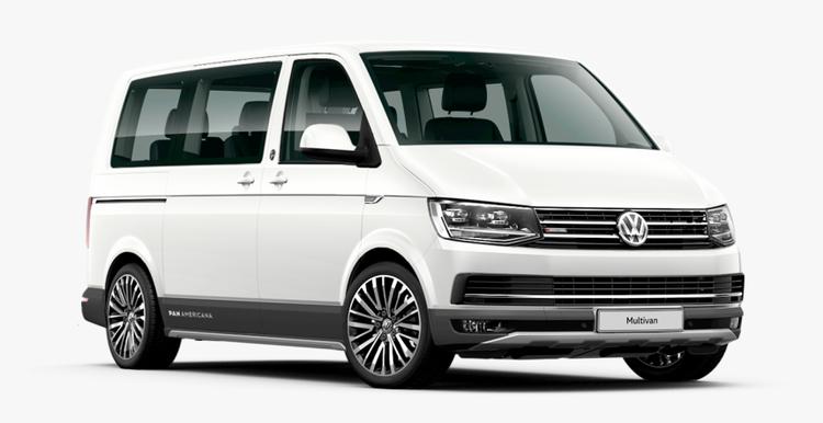 Auto raamfolie voor de Volkswagen T6 Transporter L1