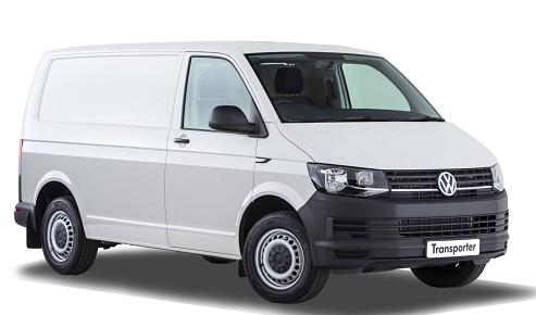Auto raamfolie voor de Volkswagen T4 Van