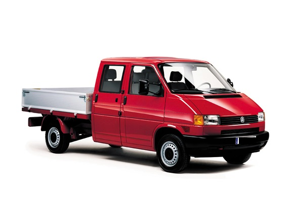 Auto raamfolie voor de Volkswagen T4 Crew cab