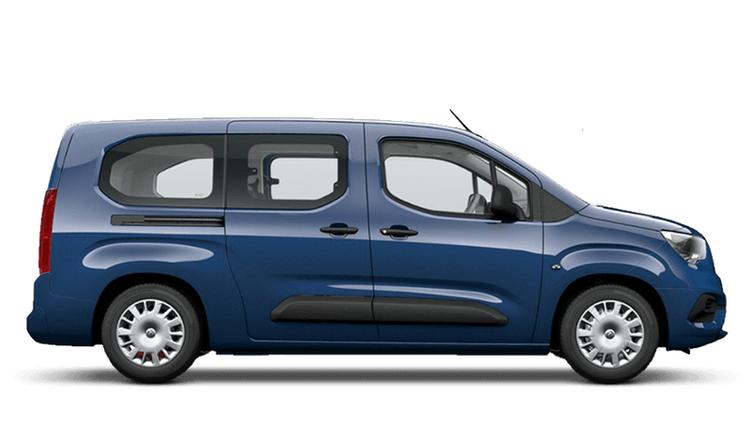 Auto raamfolie voor de Opel Combo L2