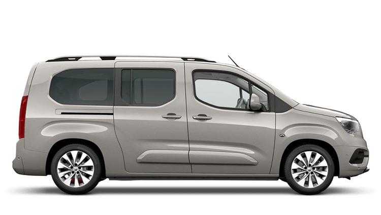 Auto raamfolie voor de Opel Combo Life L2
