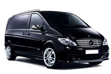 Auto raamfolie voor de Mercedes Viano L1
