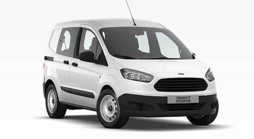 Ford Transit Courirer Crew