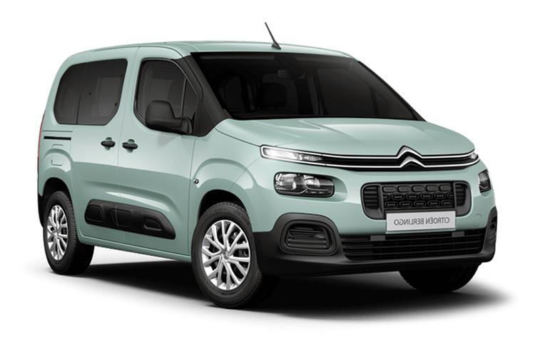 Auto raamfolie voor de Citroën Berlingo L1