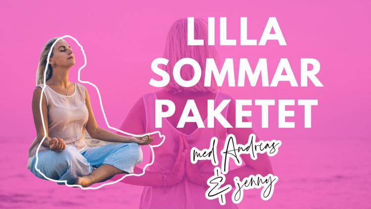 Lilla Sommarpaketet: 4 meditationer