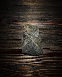 Beställ en personlig runa  - ristad av Andreas