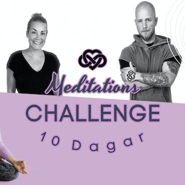 Meditations Challenge 2021 (1 nov - 10 nov)