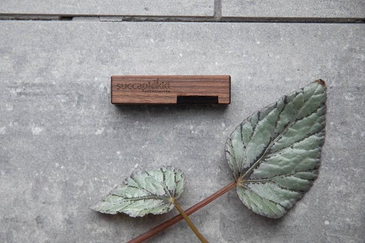 Succaplokki WPI mått i återvunnet trä