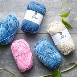 Järbo Soft Cotton - mjukt bomullsgarn