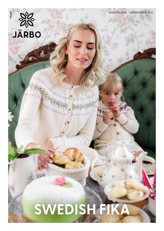 Järbo Mönsterhäfte 8 - Swedish fika