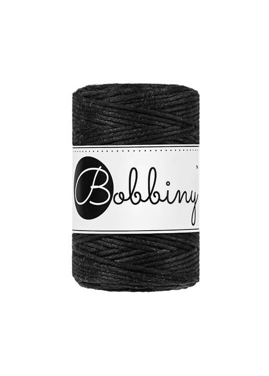Bobbiny Single Twist Macrame Cord Baby 1,5 mm - enkeltvinnat makramégarn
