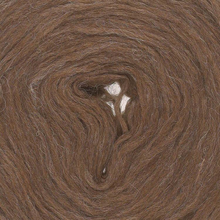 Istex Plötulopi - ospunnet garn/förgarn i isländsk ull