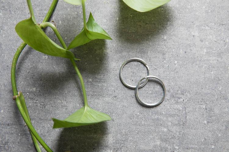 Nyckelringar 3 cm 2 st