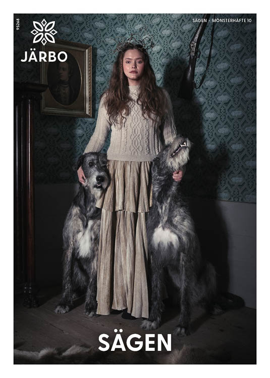 Järbo Mönsterhäfte 10 - Sägen