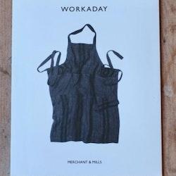 Merchant & Mills The Workaday - sömnadsmönster förkläde