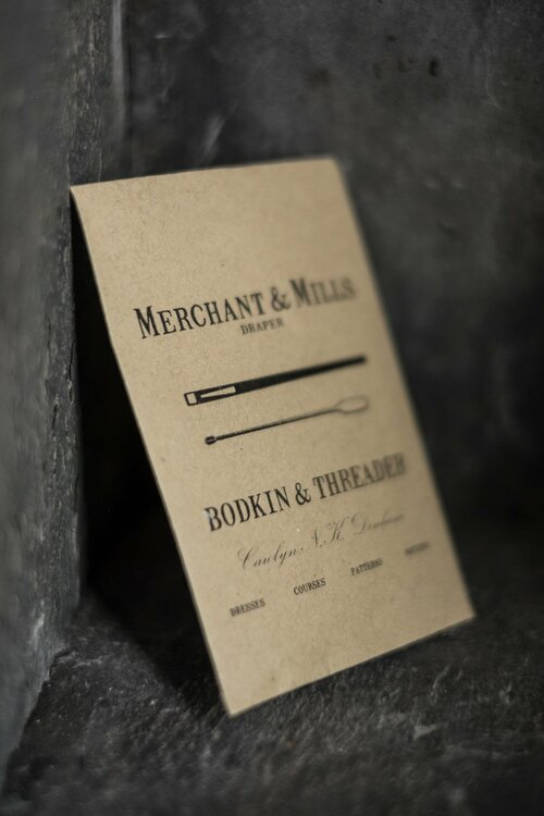 Merchant & Mills Bodkin and Threader