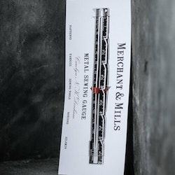 Merchant & Mills Sewing Gauge - mätsticka