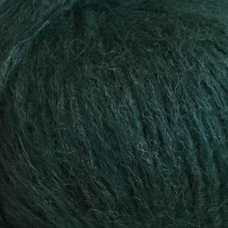 CaMaRose Snefnug -  blowgarn i naturmaterial