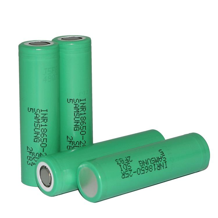 Samsung INR18650-25R High-Drain Battery - 2500mAh