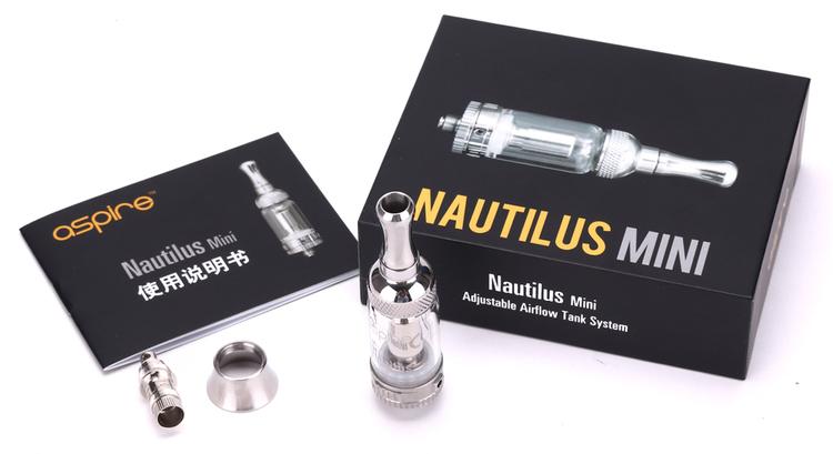 Nautilus Mini 2.0ml