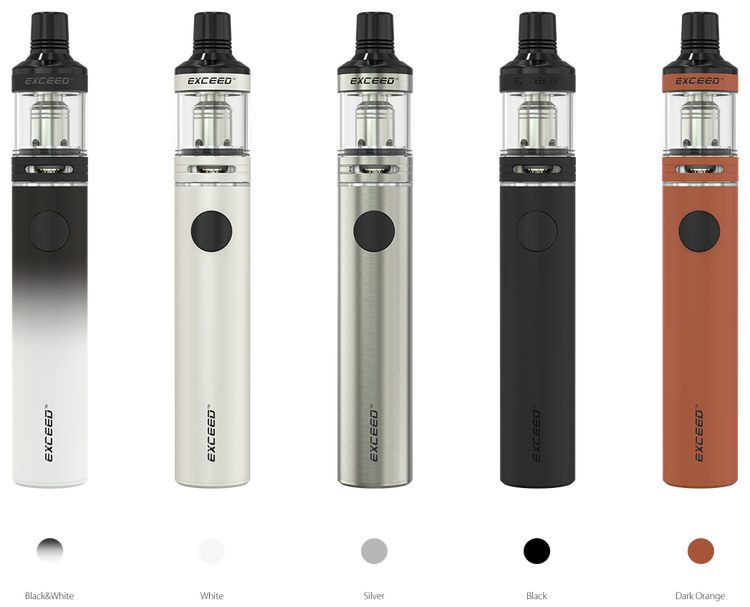 Joyetech - 2ml Exceed D19 1500mah Starter Kit