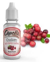 Capella - Cranberry